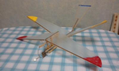 05_羽ばたき飛行機