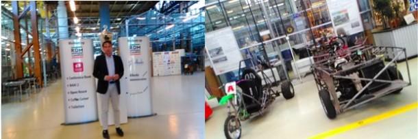 RDMロッテルダムは「モビリティ」研究に力を入れています